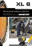 Master XL6 Infrarot 17KW Heizstrahler Heizöl / Diesel Werkstattheizung, Zeltheizung, Dieselheizung Heizkanone Hallenheizung