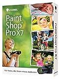 Corel PaintShop Pro X7 Bild