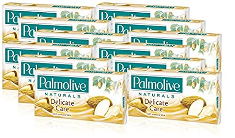 Palmolive Naturals Delicate Care Soap, 90g (36 Soaps)