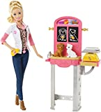 Barbie Mattel CCP70 - Ich wäre gern Tierärztin Spielset