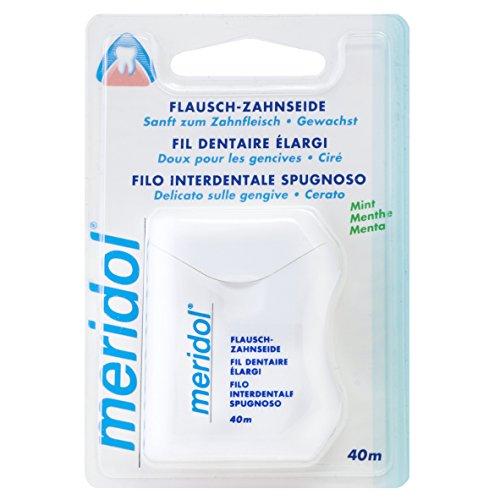 Meridol Flausch-Zahnseide (1 x 24 g) -