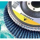 SIA STINGRAY Disque à lamelles Lot de 10 Set P80 0020.2661.01 / F03E00284S
