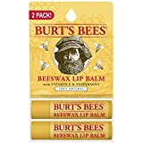 Best Burt's Bees Burt's Bees lip balm - Burt's Bees Lip Balm, Beeswax, 2 Count Review
