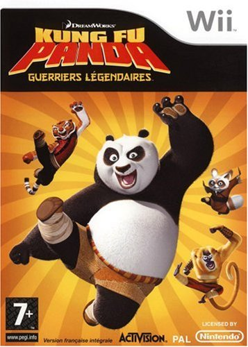 Kung Fu Panda - Legendary Warrior (wii)