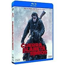 La Guerra Del Planeta De Los Simios Blu-ray 3d
