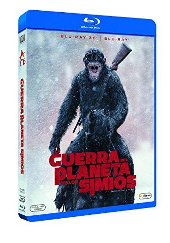 La Guerra Del Planeta De Los Simios Blu-ray 3d [Blu-ray] 51suUHvS78L