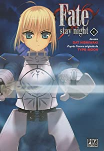 Fate Stay Night Edition simple Tome 1