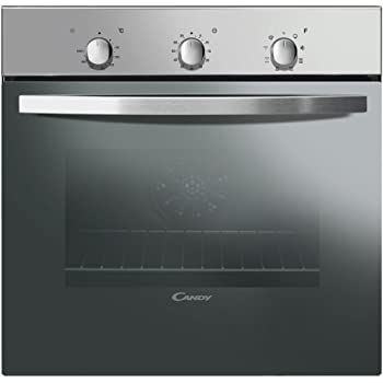 Candy FLE0502/6X - ovens (Built-in, Stainless steel, Rotary, Electric, Front, Mechanical)