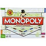 Funskool Monopoly India Edition Family (age 8+), Multi Color