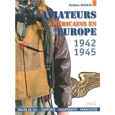 Aviateurs américains en Europe 1942-1945