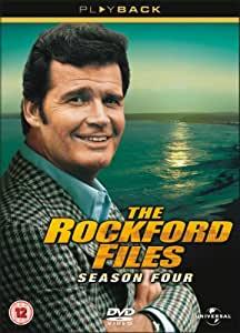 The Rockford Files - Series 4 [DVD]