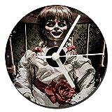 MasTazas Annabelle Creation Orologio CD Clock 12cm