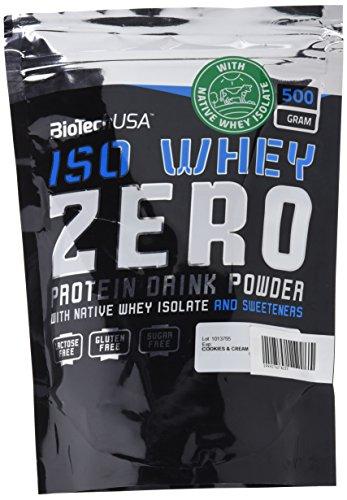 Biotech Isowhey Zero Lactose Free