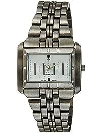 Tichino Analog Silver Dial Men's Watch-T4