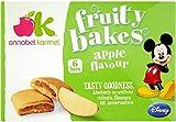 Annabel Karmel Disney Fruité Bakes - Apple Flavour (6 par paquet - 132g) - Paquet de 6