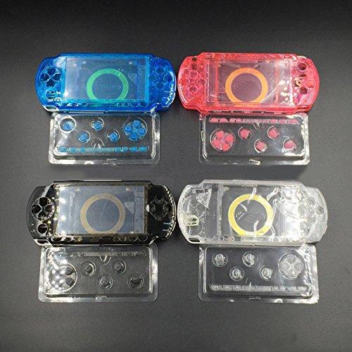 Gehäuse Case Shell Cover mit Tasten Schraubenzieher für Sony PSP 10001001