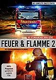 Feuer & Flamme - Mit Feuerwehrmännern im Einsatz - Staffel 2 [3 DVDs]
