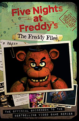 The Freddy Files (Five Nights at Freddy's) por Scott Cawthon