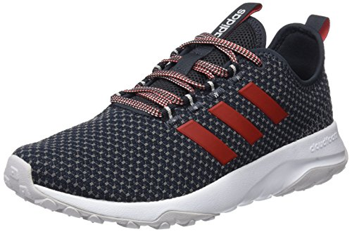adidas Herren Cloudfoam Super Flex TR Gymnastikschuhe Grau (Carbon S18/core Red S17/grey Four F17 Carbon S18/core Red S17/grey Four F17)