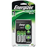 Energizer Recharge Base Charger for NiMH Rechargeable AA and AAA Batteries