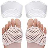 Skudgear 2 Pieces Metatarsal Pads, Ball of Foot Cushion Forefoot Pads, Breathable