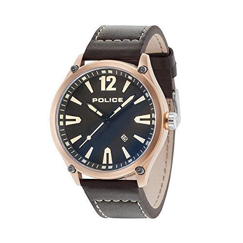Police Herren-Armbanduhr 15244JBR/02