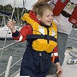 Soles Up Front Schwimmweste für Erwachsene (50N) oder Kinder (30-50N), für Jet Ski /...
