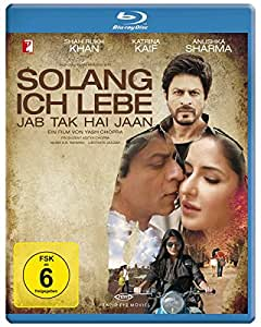 Solang ich lebe - Jab Tak Hai Jaan (Special Edition) (Blu-ray)