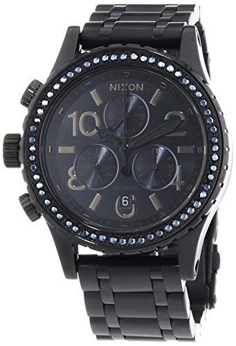 nixon-damen-armbanduhr-38-20-chrono-all-black-crystal-chronograph-quarz-edelstahl-a4041879-00