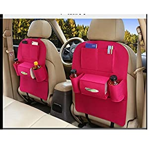 Auto Organizer Rücksitz Kinder Sitzschoner Sitzschutz für Rückenlehnenschutz