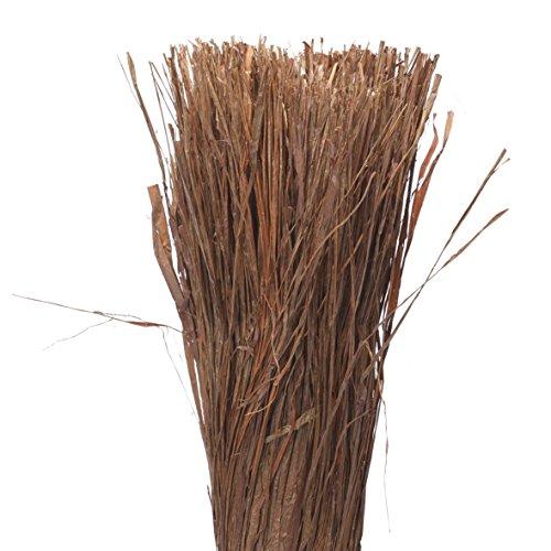 La Cordeline Floche 400g Raphia Couleur Longueur Fibre ±1M10 S/Sachet Gaine, Raphia, Marron, 8, 5 x 65 cm, RMA400
