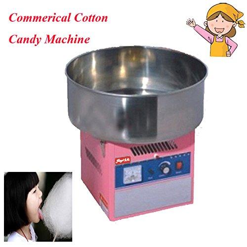 hanchen Instrument? fy-m3elektrischen Cotton Candy Maschine gewerblichen Gebrauch Baumwolle Floss Maschine für Kinder mit Englisch Anweisungen (220V)