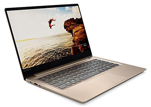 Lenovo IdeaPad 720s 13.3-inch Laptop Intel Core i5-7200U 2.50 GHz / 3.10 GHz Turbo Processor, 8GB RAM, 256GB SSD, Ultra HD 4K Display (3840 x 2160 Resolution), Backlit Keyboard, Fingerprint Reader, JBL Speakers, Windows 10 Home - 81A8003YUK
