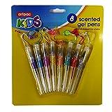 Lot de 8 stylos en gel Parfumé