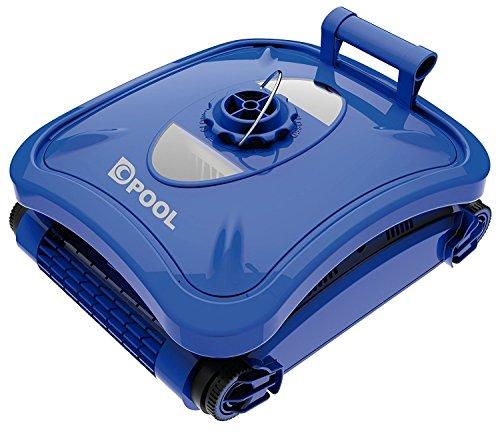 well2wellness Elektronischer Power - Poolroboter Wand und Boden 'DPool-1 Evo + gratis FIBALON