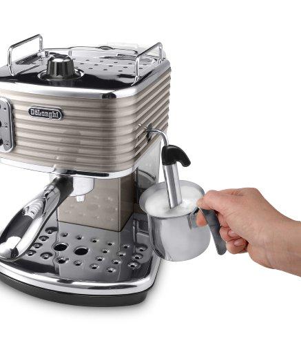DeLonghi-ECZ351GY-Scultura-Macchina-per-Caff-Espresso-con-Pompa