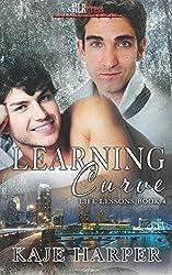 Learning Curve (Life Lessons) (Volume 4) by Kaje Harper (2014-06-16)