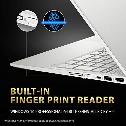 "HP Envy x360 15T Late 2019 i7-8565U 1.8GHz, 4GB MX150 Nvidia, 16GB RAM, 1TB 7.2K RPM+16GB Intel Optane, 15.6"" FHD Contact, Win 10 Dwelling, B&O Audio system, HP Stylus, USB-C, Fingerprint Reader Image 7"
