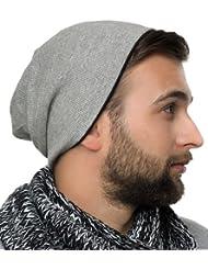 Brooklyn Hat - Trendy tourner longtemps Bonnet pour hommes et femmes - 2013/2014 - a réversible, chapeau d'hiver, chapeau mou