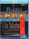 La Salustia [Blu-ray] [jewel_box]