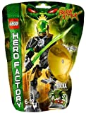 Lego Hero Factory - 44002 - Jeu de Construction - Rocka