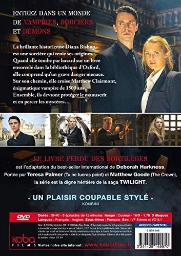 Image de DVD : LE LIVRE PERDU DES SORTILÈGES