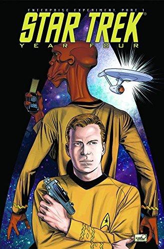 Star Trek: Year Four - The Enterprise Experiment (Star Trek (IDW)) by D.C. Fontana (2008-11-18) par D.C. Fontana;Derek Chester