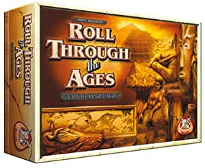 QWG Games - Roll Through the Ages VF