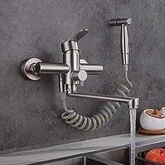 wasserhahn wandmontage, Wasserhahn Küche, für