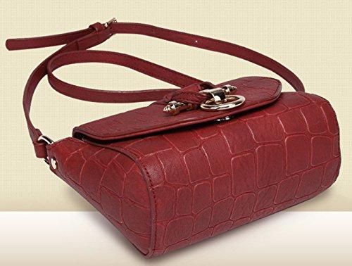 Keshi Pu Cool Damen Handtaschen, Hobo-Bags, Schultertaschen, Beutel, Beuteltaschen, Trend-Bags, Velours, Veloursleder, Wildleder, Tasche Orange
