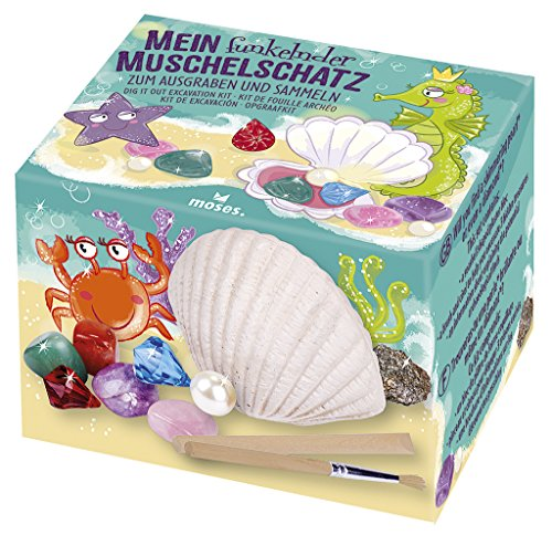 moses. 30556 Mein funkelnder Muschelschatz