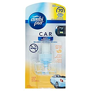 Ambi Pur Car Fresh Escapes Ladekabel Deodorant Anti-Tabak