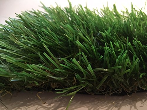 Siena 60mm Decorative Artificial Synthetic Grass |Natural Looking Garden Lawn | High Density Synthetic Fake Green Turf / Mat / Flooring for Indoor / Outdoor Decoration