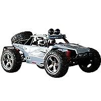 HUKOER High-Speed 2.4G RC Auto Fernbedienung Stunt-Auto-Rennen mit Allradantrieb Nutzfahrzeug Sport Full-Scale 1:12 Kinderspielzeugauto Kindergeschenk
